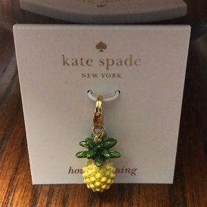 "Kate Spade ♠️ ""how charming"" 🍍"